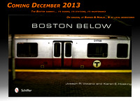 New Book, Boston Below