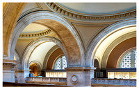 Arches at the Metropolitan Museum of Art