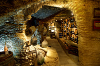 Wine Cellar, Chateauneuf du Pape
