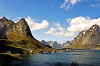 Reine in the Lofoten Islands